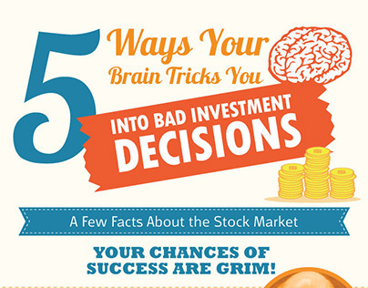 5 Ways Your Brain Tricks You Into Bad Investment Decisi