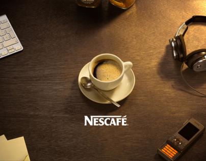 Nescafe Experience