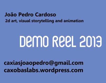 Animation demo reel 2013