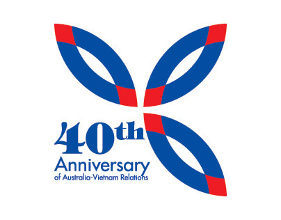 40th Anniversary Vietnam - Australia logo contest