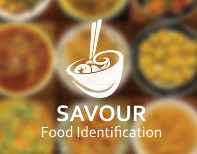 SAVOUR-Identification of Food