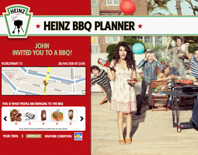 Summer BBQ campaign - 2011