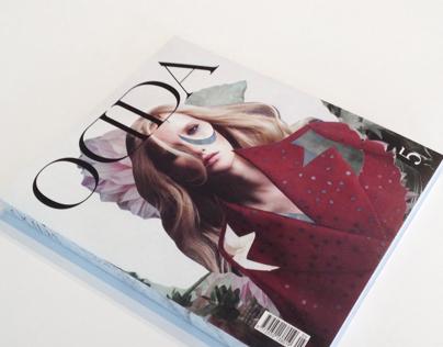 Cover · ODDA Magazine