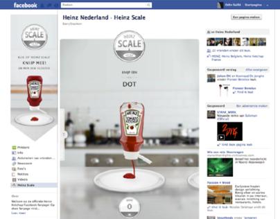 Heinz Food Art - new cap introduction