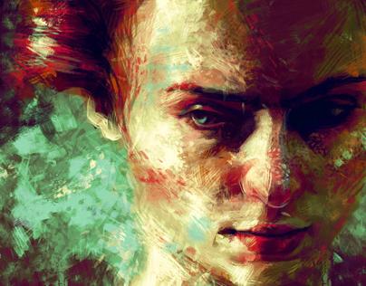 Digital painting - fan art