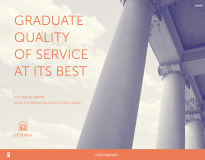 Annual Report - University of Ottawa