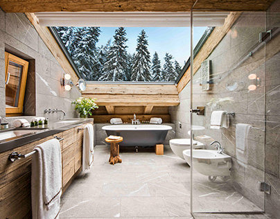 Place Blanche: Luxury Chalet by Ski Verbier Exclusive