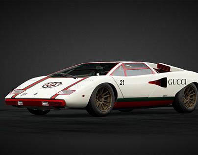 Gucci Countach by Taylor A.