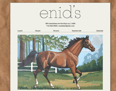 ENID'S website