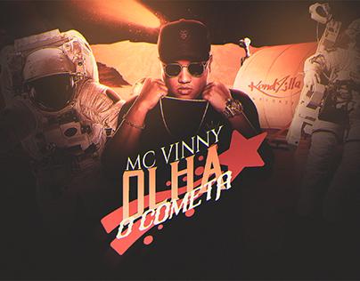 "MC Vinny - ""Olha o Cometa"" ☄"