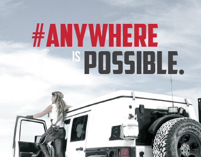 Anywhere is Possible