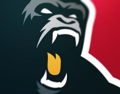 gorillas on behance steelers logos through years steelers logos clip art