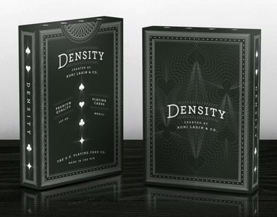 Density Playing Card Deck
