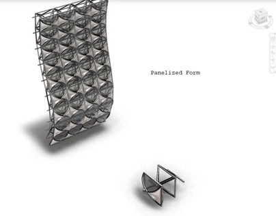 Space Frame Panels