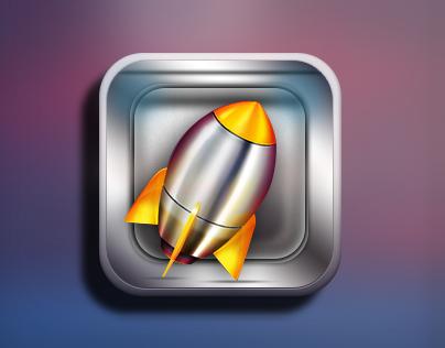 Steel Launcher icon
