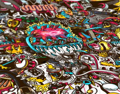 DDance, Music & Chaos.