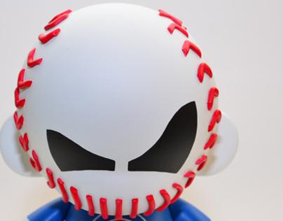 Masonic Baseball Mascots