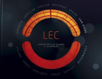 Anacom's LEC Laboratory corporate brochure
