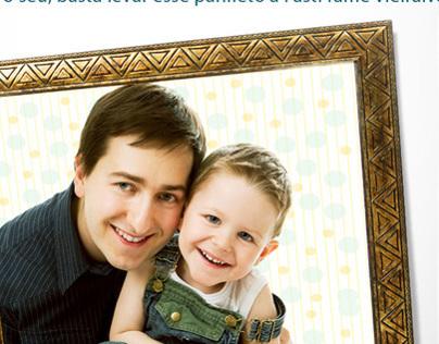 Dia dos Pais FastFrame
