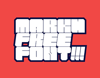 MARKH - FREE HEAVY WEIGHT SANS SERIF