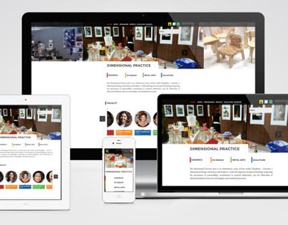Dimensional Practice Website