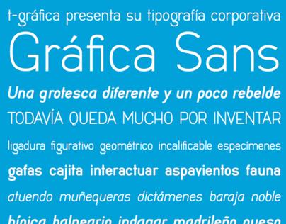 Gráfica Sans