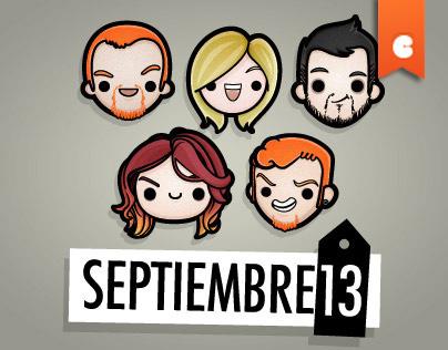 Septiembre13 Kawaii