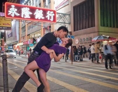 Engagement Shoot Hongkong