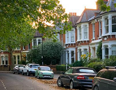 urban images london