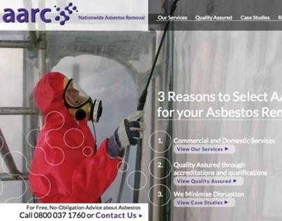 Advanced Asbestos Removal Website