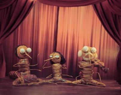 Mortein : Mosquitos Sing Carnatic