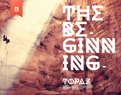 TOPAZ | Branding