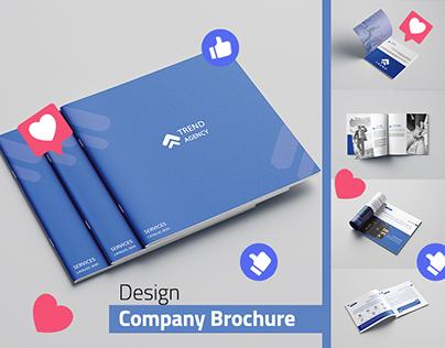 Design Company Brochure