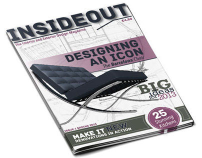 Inside/Out Magazine cover