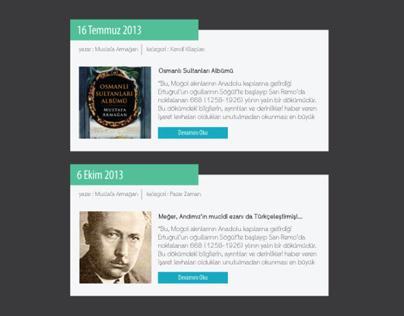 Mustafa Armağan's Web