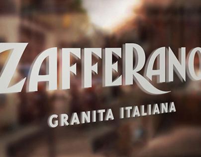Zafferano Granita Italiana