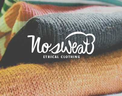 No Sweat - Ethical Clothing Brand