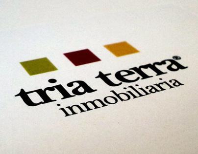 tria terra corporate identity