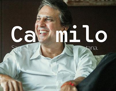 Social Media | Camilo Santana - Governador do Ceará