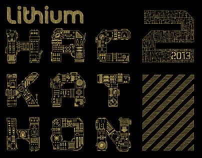 Hackathon 2 T-shirt for Lithium Technologies
