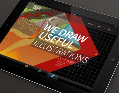 Useful Design Studio site