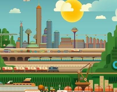 Utopian Cities
