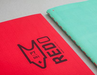 REDO 01 - Magazine