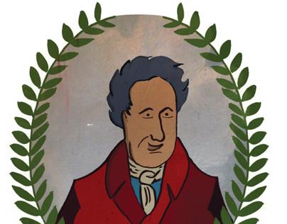My name is Goethe