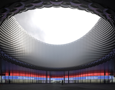 3D // Messe Basel