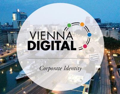 "Corporate Identity ""Vienna Digital"""