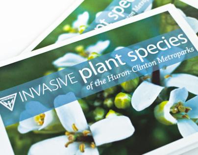 Invasive Plant Species Book