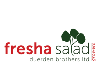 Fresha Salad Branding and Web Design