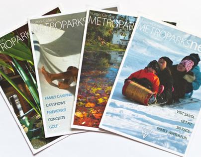 Huron-Clinton Metroparks Quarterly Newsletter