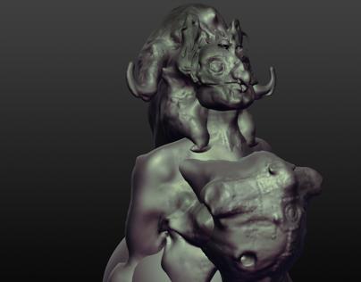 Sculptris Studies